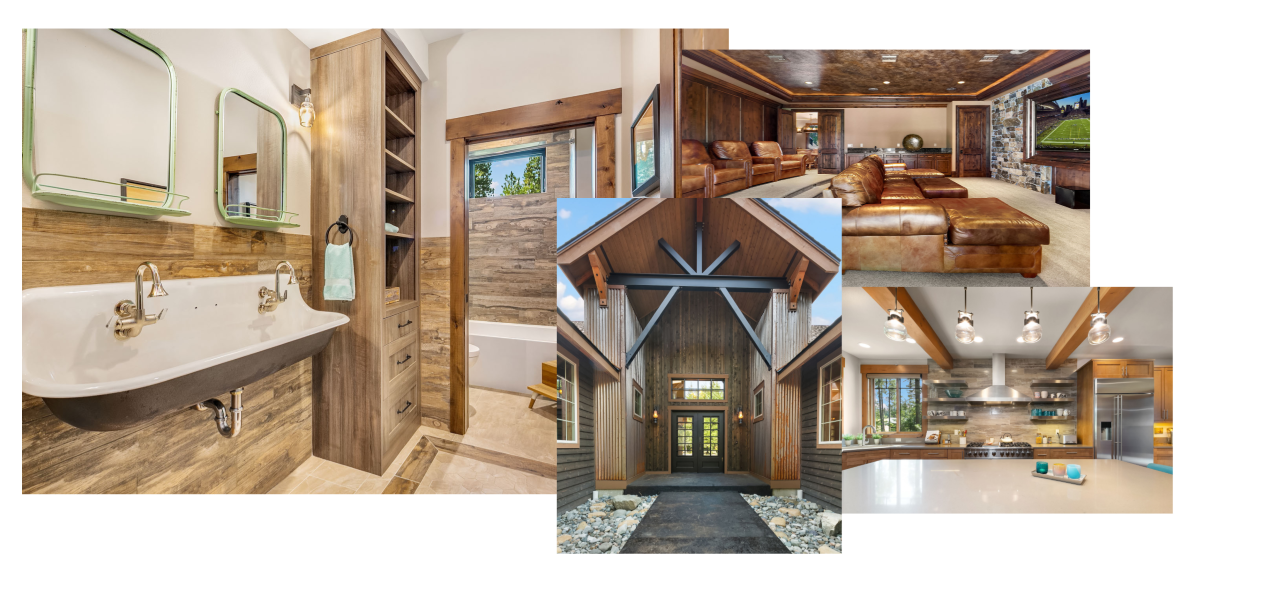 luxury custom homes cle elum wa